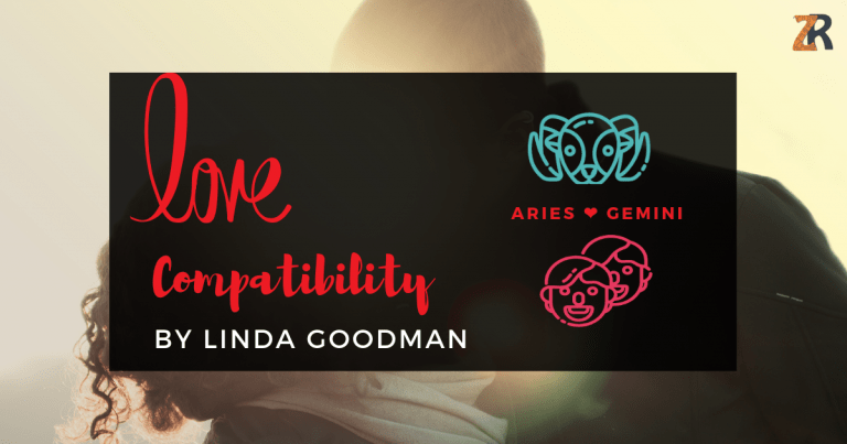 Aries and Gemini compatibility Linda goodman