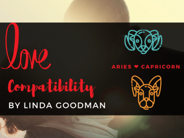 Aries and Capricorn compatibility Linda goodman