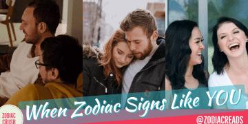 When Zodiac Signs Like you Zodiacreads