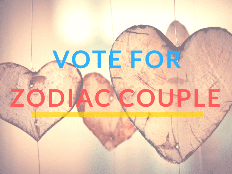BEST ZODIAC COUPLES POLL