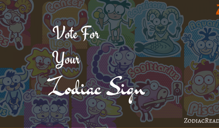 Vote for your Zodiac Sign #ZodiacBattle