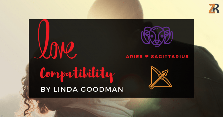 Aries and Sagittarius compatibility Linda goodman