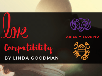 Aries and Scorpio compatibility Linda goodman