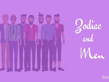 Know your Zodiac Men - Zodiac signs by Zodiac Reads