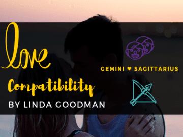 GEMINI and Sagittarius Compatibility Linda Goodman