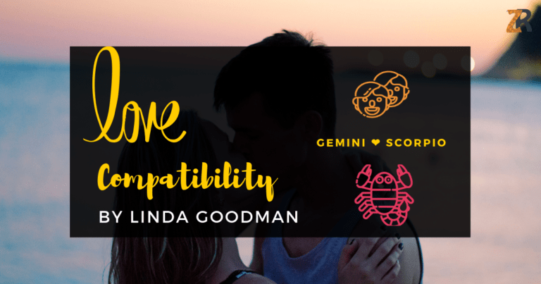 scorpio scorpio compatibility linda goodman