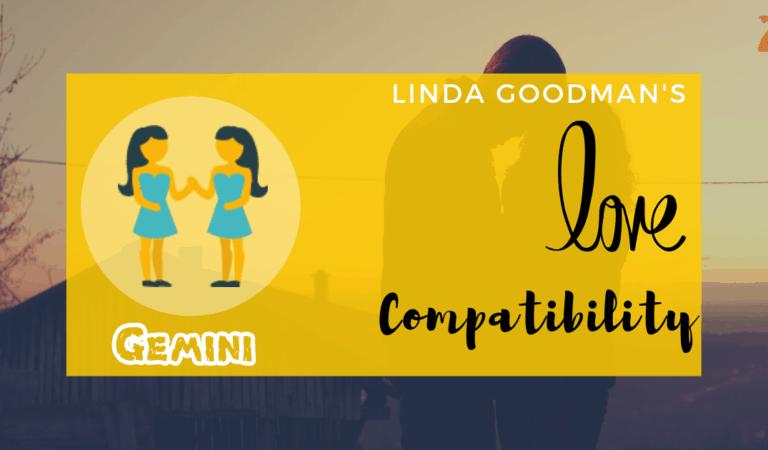 Gemini Compatibility by Linda Goodman
