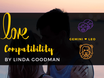 gemini and Leo Compatibility Linda Goodman