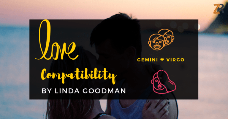 Gemini And Virgo Compatibility From Linda Goodman's Love Signs
