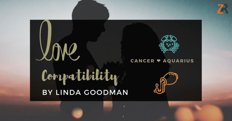 Cancer And Aquarius Compatibility From Linda Goodman's Love