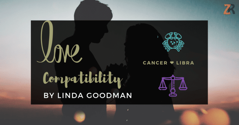 Cancer And Libra Compatibility From Linda Goodman's Love Signs
