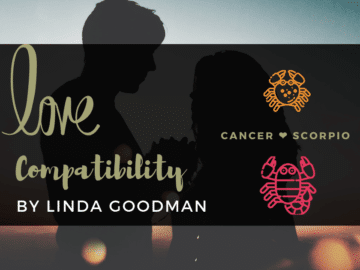 Cancer Compatibility by Linda Goodman | Zodiac Reads