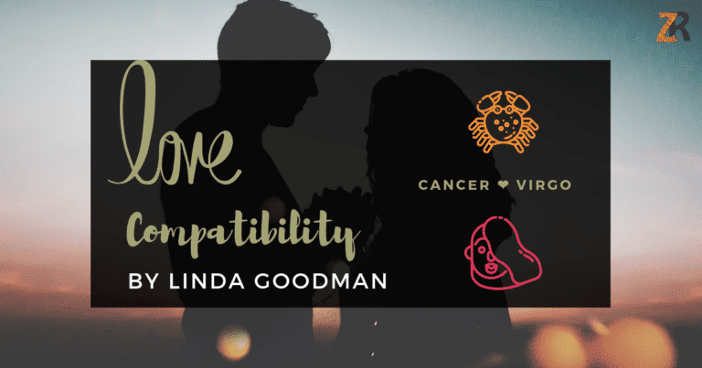 Cancer And Virgo Compatibility From Linda Goodman's Love Signs