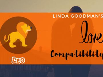 Leo Compatibility Cover