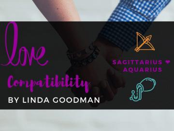 Sagittarius and Aquarius Compatibility Linda Goodman