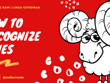 HOW TO RECOGNIZE ARIES ZODIACREADS