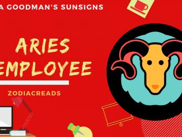 The Aries Employee Linda Goodman Zodiacreads