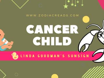 The Cancer Child Linda Goodman Zodiacreads