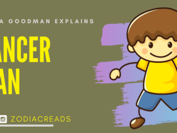 The Cancer Man Linda Goodman Zodiacreads
