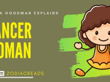 The Cancer Woman Linda Goodman Zodiacreads