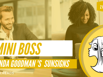 The Gemini Boss Linda Goodman Zodiacreads
