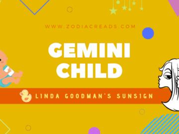 The Gemini Child Linda Goodman Zodiacreads