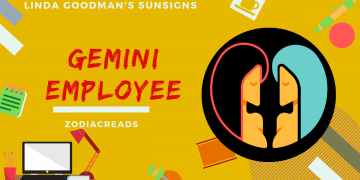 The Gemini Man - Gemini by Linda Goodman | Zodiac Reads