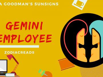 The Gemini Employee Linda Goodman Zodiacreads