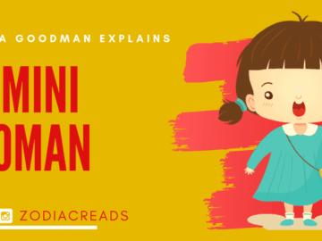 The Gemini Woman Linda Goodman Zodiacreads