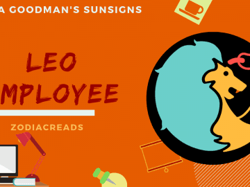 The Leo Employee Linda Goodman Zodiacreads