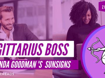 The Sagittarius Boss Linda Goodman Zodiacreads
