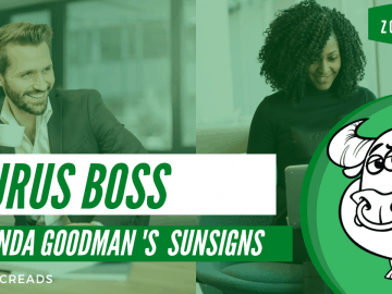 The Taurus Boss Linda Goodman Zodiacreads