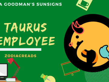 The Taurus Employee Linda Goodman Zodiacreads