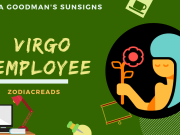 The Virgo Employee Linda Goodman Zodiacreads