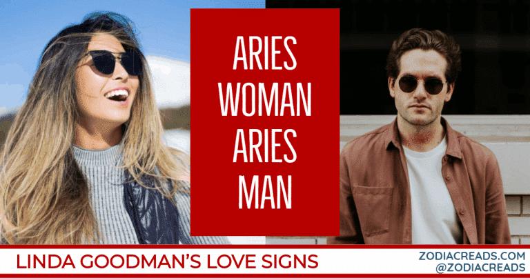 Aries Woman and Aries Man Love Compatibility - Linda Goodman