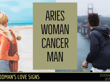 ARIES WOMAN CANCER MAN LINDA GOODMAN ZODIACREADS