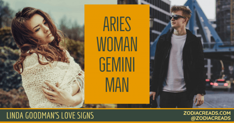 Aries Woman and Gemini Man Love Compatibility - Linda Goodman