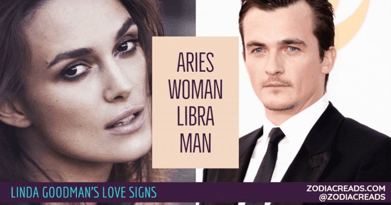 Aries Woman and Libra Man Love Compatibility - Linda Goodman