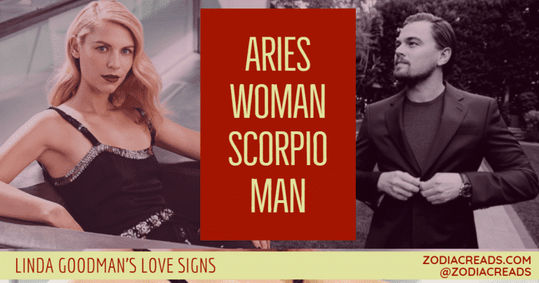 Aries Woman and Scorpio Man Love Compatibility - Linda Goodman