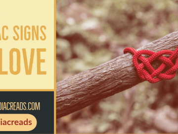 Zodiac signs in Love Zodiacreads