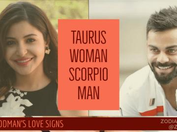 Taurus WOMAN Scorpio MAN COMPATIBILITY LINDA GOODMAN ZODIACREADS