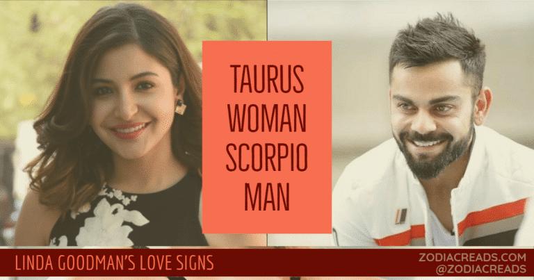 Taurus Woman and Scorpio Man Love Compatibility - Linda