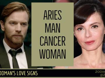 ARIES MAN CANCER WOMAN LINDA GOODMAN ZodiacReads