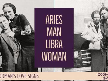 Aries Man Libra Woman Compatibility LINDA GOODMAN ZODIACREADS