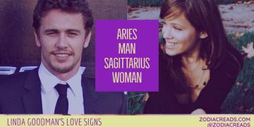 Aries Man Sagittarius Woman Compatibility LINDA GOODMAN ZODIACREADS