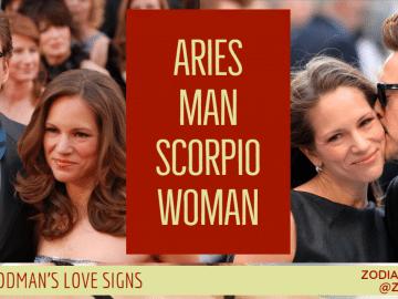 Aries Man Scorpio Woman Compatibility LINDA GOODMAN ZODIACREADS