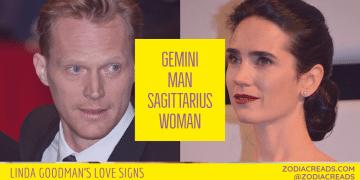 Gemini Man Sagittarius Woman Compatibility LINDA GOODMAN ZODIACREADS