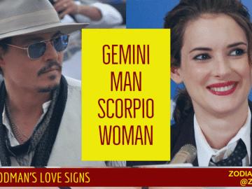 Gemini Man Scorpio Woman Compatibility LINDA GOODMAN ZODIACREADS