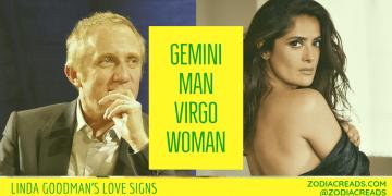 Gemini Man Virgo Woman Compatibility LINDA GOODMAN ZODIACREADS