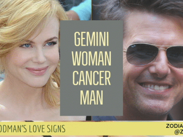 Gemini Woman Cancer Man Compatibility LINDA GOODMAN ZODIACREADS
